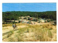 Dept 33,Gironde,Cpm Le Porge,Au Bord De La Plage - Other Municipalities