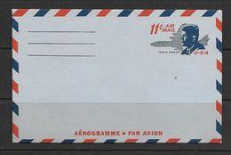USA 1967 AEROGRAMME 11c  KENNEDY Yvert  N° - Kennedy (John F.)
