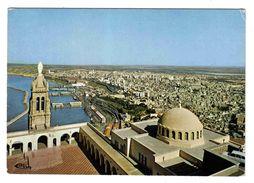Algérie ORAN N°99 Très Belle Vue Générale Au Premier Plan Santa Cruz Voies Ferrées - Oran