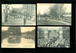 Beau Lot De 19 Cartes Postales De Belgique Alsemberg     Lot 19 Postkaarten Van België  Alsemberg  - 19 Scans - Postcards