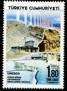 XD0943 Turkey 2017 World Heritage Denizli 1V  MNH - Turkey