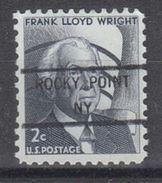 USA Precancel Vorausentwertung Preo, Locals New York, Rocky Point 846 - Vereinigte Staaten