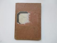 Schulbuch 1949 Formeln Und Tabellen Für Das Metallgewerbe. Gebrüder Jänecke Buchverlag Hannover. Viele Abbildungen!! - School Books