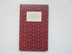 1957 Bertelsmann. Letzte Briefe Aus Stalingrad. Kleines Buch! - Policía & Militar