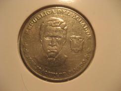 25 Centavos 2000 ECUADOR Coin - Ecuador