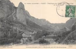 SAOU   FABRIQUE DE BILLES - LES AIGUILLES ET LE PERTUIS - France