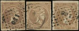 O Lot: 64 - Timbres