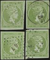 O Lot: 69 - Timbres
