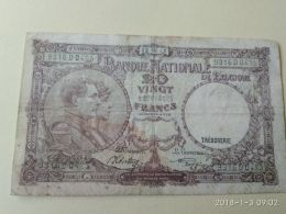 20 Franchi 1941 - Belgio