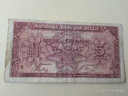 5 Franchi 1943 - België