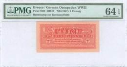 UN64 Lot: 9402 - Coins & Banknotes