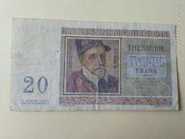 20   Franchi 1956 - Belgio