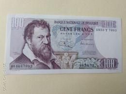 100   Franchi 1972 - Belgio
