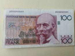 100   Franchi 1982-94 - België