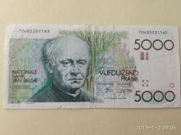 5000  Franchi 1982-94 - Belgium