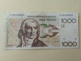 1000  Franchi 1986-96 - Belgium