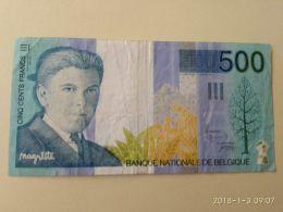 500  Franchi 1994-97 - België