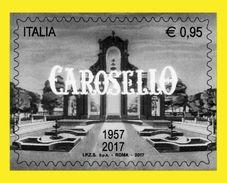 Italia Repubblica 2017 Carosello Singolo Da Foglietto Euro 0,95 MNH ** Integro - 2011-...:  Nuovi