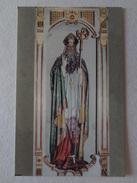 D1012-Santino Statua Di S.Martino Parrocchia Di Valdieri (Cuneo) - Images Religieuses