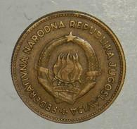 JUGOSLAVIA – 50 DINARI – 1955 – (178) - Jugoslavia