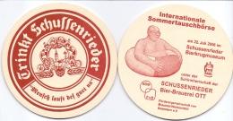 #D184-059 Viltje Brauerei Ott Schussenried - Sous-bocks