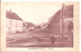 Cpa 58 Charenton La Place Carte Rare à Voir Alambic - Other Municipalities