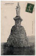 Charpey : La Statue De La Vierge (Editeur Bessey) - France