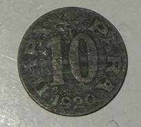 JUGOSLAVIA – 10 PARA – 1920 – (180) - Jugoslavia