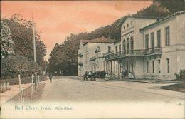AK Kleve Cleve, Friedr. Wilh.-Bad, Um 1905 (27890) - Kleve