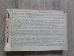 Guide Album Memento Du Littoral Belge * Oostende - Middelkerke - De Panne - Bredene - De Haan - Blankenberge(beschadigd) - Belgique