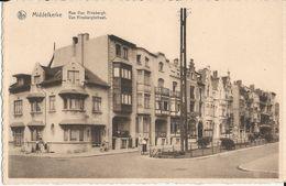 Middelkerke    Rue Van Hinsbergh - Middelkerke