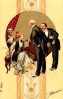 [DC11243] CPA - HEGEDUS GEIGER - ART NOUVEAU - Non Viaggiata - Old Postcard - Illustratori & Fotografie