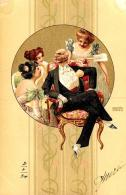 [DC11244] CPA - HEGEDUS GEIGER - ART NOUVEAU - Non Viaggiata - Old Postcard - Illustratori & Fotografie