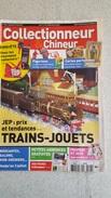 COLLECTIONNEUR CHINEUR N°106 JUIN 2011  JEP TRAINS JOUETS - CARTES PARFUMEES - FIGURINES DURSO - Antichità & Collezioni