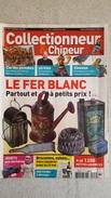COLLECTIONNEUR CHINEUR N°103 MAI 2011 LE FER BLANC - ASTERIX - CARTES POSTALES CATHEDRALE REIMS - Antichità & Collezioni