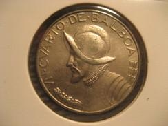 Un Cuarto De Balboa 1980 PANAMA Coin - Panama