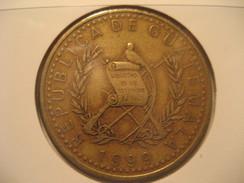 1 Quetzal 1999 GUATEMALA Coin - Guatemala