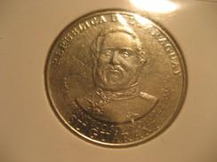 1 Mil Guaranies 2007 PARAGUAY Coin - Paraguay