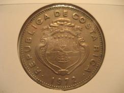 1 Colon 1972 COSTA RICA Coin - Costa Rica