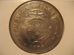 1 Colon 1976 COSTA RICA Coin - Costa Rica