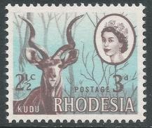 Rhodesia. 1967-68 Dual Currency. 3d/2½c MNH SG 408 - Rhodesia (1964-1980)