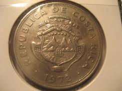 2 Colones 1972 COSTA RICA Coin - Costa Rica