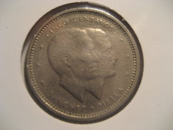 Cinco Centavos 1954 REPUBLICA DOMINICANA Coin - Dominikanische Rep.