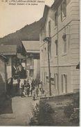 Villard Sur Doron (Savoie) - Groupe Scolaire Et La Mairie - France