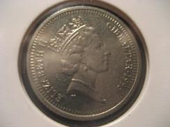 10 Euro Port 1993 QEII GIBRALTAR Coin - Gibraltar
