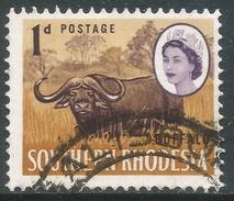 Rhodesia. 1966 Definitives. 1d Used SG 374 - Rhodesia (1964-1980)