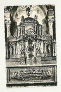 MAINE Et LOIRE - Dépt N° 49 = FONTEVRAULT L' ABBAYE = CPSM  NEUVE Edition HENRY = EGLISE St MICHEL/  AUTEL BOIS Sculpté - France