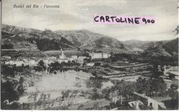 Emilia Romagna-bologna Veduta Panorama Primi 900 Castel Del Rio - Autres Villes