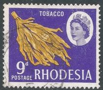 Rhodesia. 1966 Definitives. 9d Used SG 379 - Rhodesia (1964-1980)