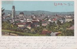 AUTRICHE 1901 CARTE POSTALE DE LINZ - Linz